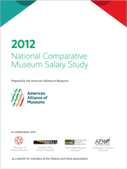 National Comparative Museum Salary Survey Image